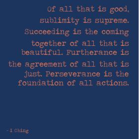 I Ching Inspiration